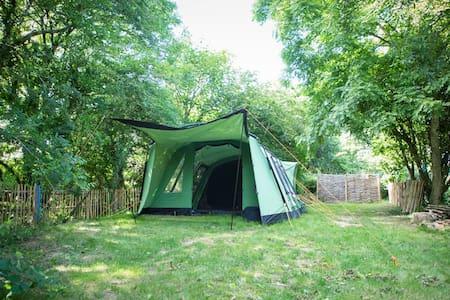 Cornish Tipi Holidays - Thermo Tent Escape - Tent