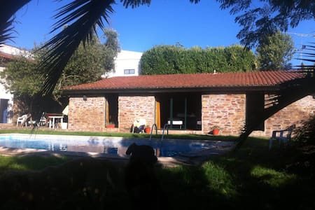 Country house with swimming pool and barbecue - Trofa