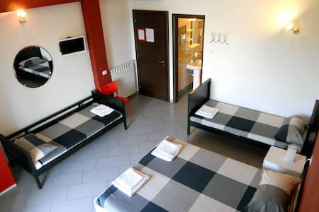 A brand new modern room in a relaxing area - Valmontone - Apartment