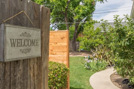 WELOME to the Cottage on Caudill - San Luis Obispo - House