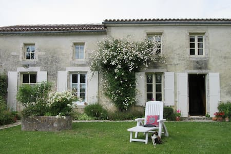 Séjour paisible en Charente Maritime - Huis