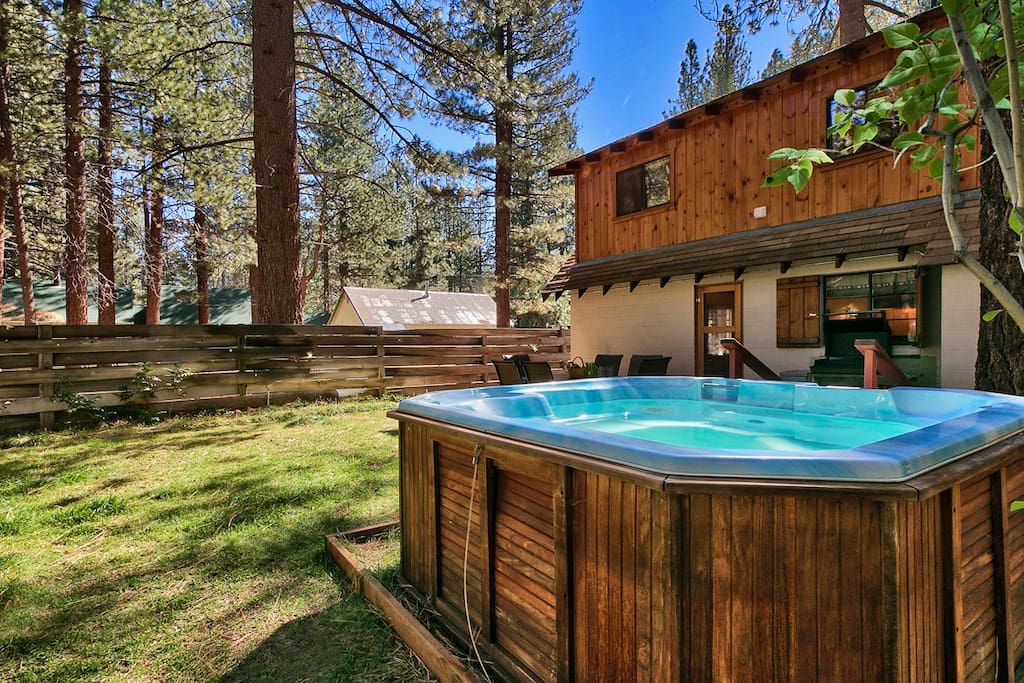 Cabin by the lake near heavenly ski cabins for rent in for South lake tahoe cabins near casinos