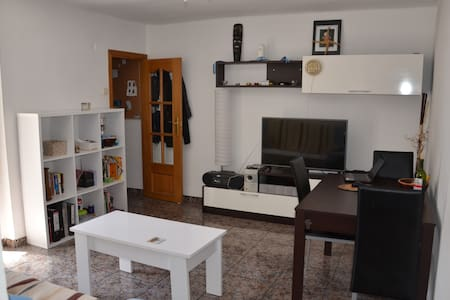Lively Benimaclet, easy reach of City Centre/Beach - València - Wohnung