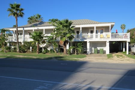 Bougainvillea Beach House - South Padre Island - Casa