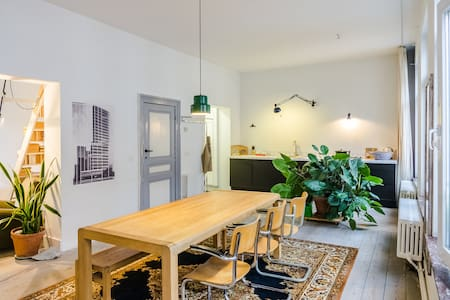 At home in the centre of Brussels! - Brussel - Apartment