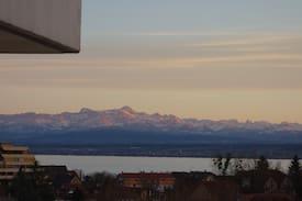 Picture of Große Wohnung mit See & Alpenblick