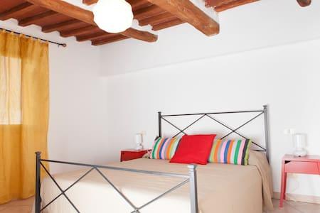 Casa La Piana, sulle mura del borgo medievale - Rapolano Terme