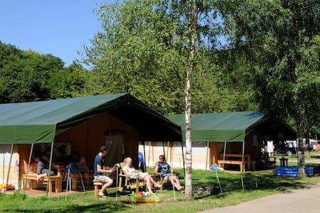 Safarizelt L für Max. 4 Personen - Kautenbach - Tent