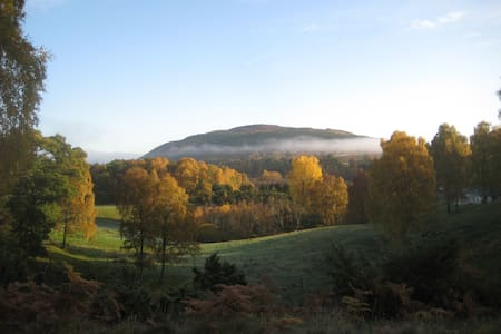 Cottage 1, Inshriach Farm, Cairngorm NP - Aviemore - Huis