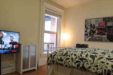 Beautiful Dupont Circle Apartment - Washington - Apartment