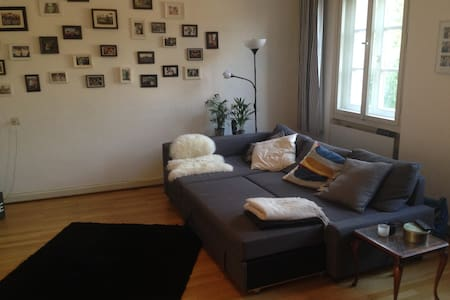 Cozy appartment close to the city - Wohnung