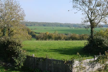 Quiet B&B in Changey, stunning view sleeps 2-5 - Bed & Breakfast