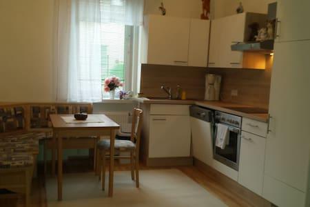 Appartment im Tullnerfeld - Ház