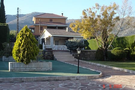 Spaanse cultuur - Becerril de la Sierra - Casa de campo