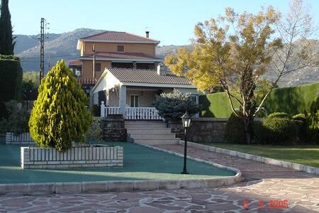 Spaanse cultuur - Becerril de la Sierra