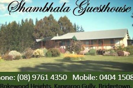 Shambhala Guesthouse - Kangaroo Gully - Inap sarapan