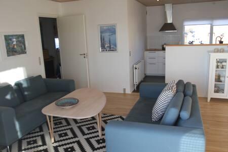 Spacy bright apartment in Risskov - Appartement