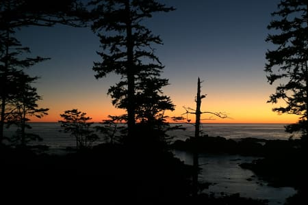 Beautiful Oceanview Ucluelet Guesthouse By Tofino! - Ucluelet - Vendégház