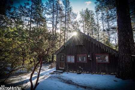 Idyllcottage - Sundance Spa - Walk to EVERYTHING! - Idyllwild-Pine Cove - Cabin