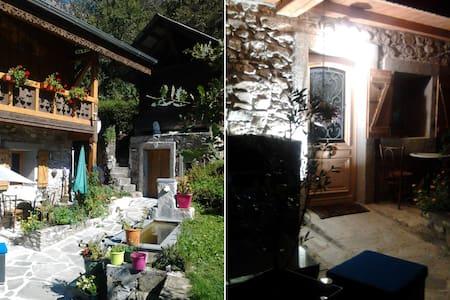 Angys, magnifique studio tt confort, et terrasses. - Haus