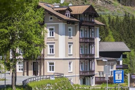 Cozy 45m² apartment in historic house - Condominio