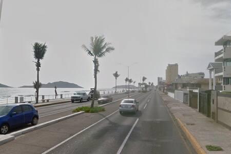 Hermoso Departamento con Vista al Mar - Mazatlán - Apartament