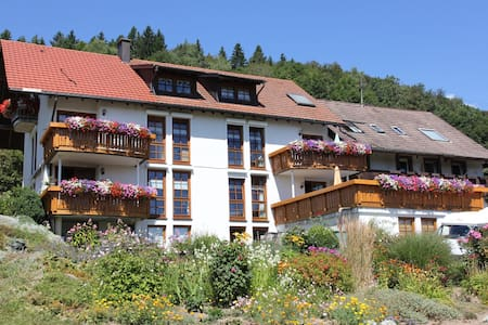 2#Ruhige, familiäre Fewo 58m², Zell i. W - Gresgen - Flat