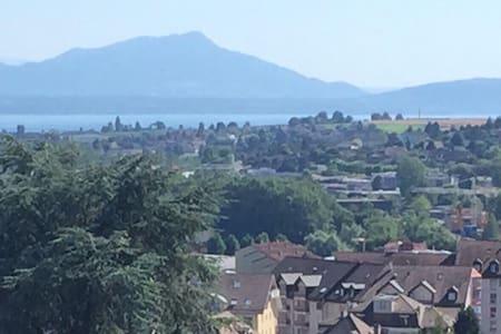 180m2, villa, vue sur le lac - Villa