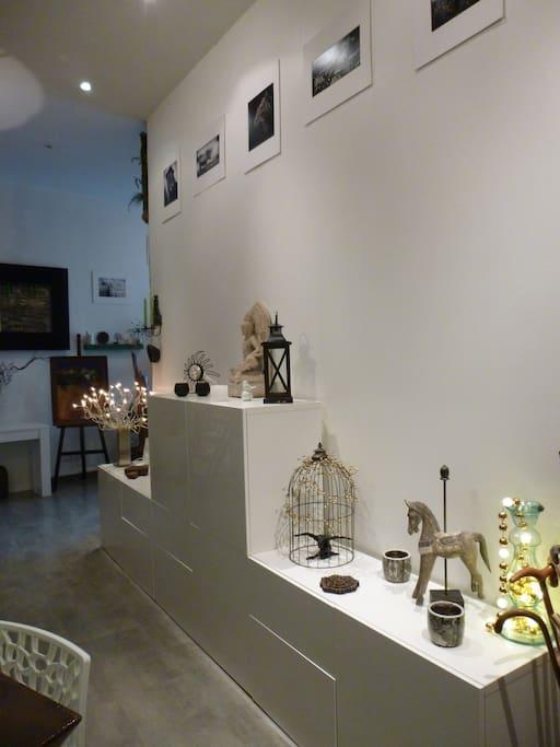 Vu en entrant
