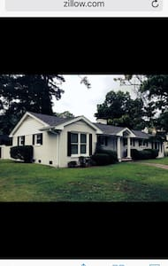 Ranch home fully furnished - Lumberton - Maison