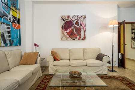 Cosy, clean & sunny room in the historic center - Valencia - Appartamento