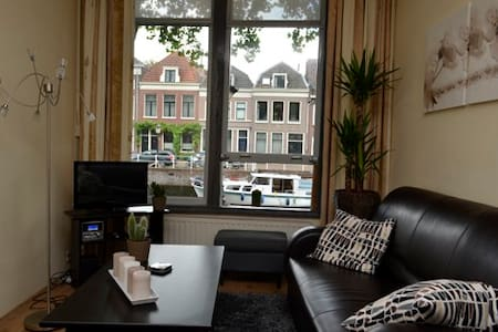 Appartement Centrum Utrecht, Gracht - Appartement