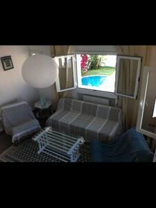 Charmant bungalow a Hamamet - Hammamet Sud - Bungalow