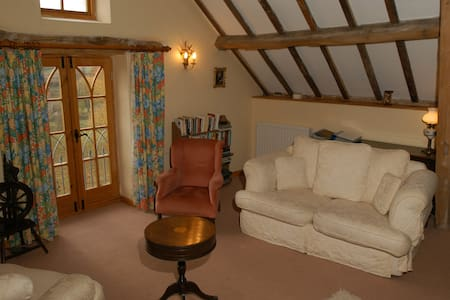 Cider Mill  Cottage, How Caple, Wye Valley AONB - Huis