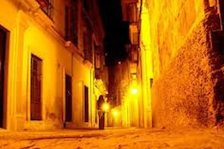 Nice flat in the flamenco quarter in the centre - Całe piętro