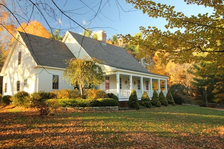 Hemlock Ridge Bed and Breakfast - Szoba reggelivel