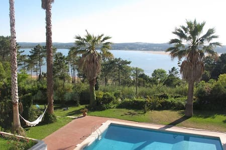 SunFlowers Suite w/ dressing room & swimmingpool - Foz do Arelho - Casa