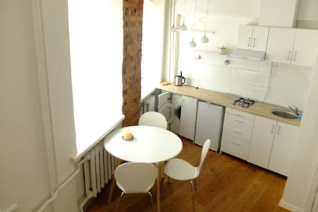 Light Studio in the heart of Kaunas old town - Apartment