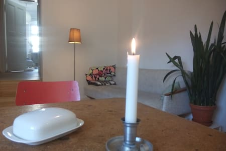 Xberg36 cosy+tiny and bright+shiny - Berlin - Apartment