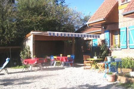 2 gîtes dans l'Avesnois au coeur du village - Vendegies-au-Bois - Ev
