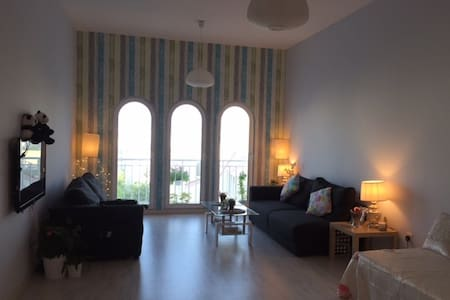 Tranquil 1 bedroom Apart on Sharing - Apartment