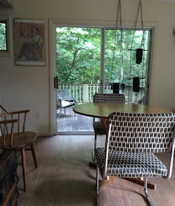 Artist's retreat at Sherwood Forest - House