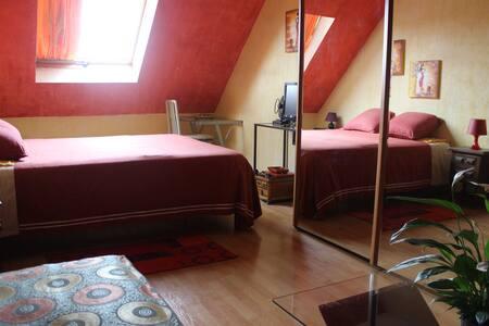Maison à proximité de disney - Crégy-lès-Meaux - Huis