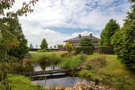 Luxe B&B, landelijk gelegen in een groene omgeving - Vierlingsbeek