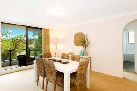 2 Bedroom apartment close to city, shops and cafes - Naremburn - Appartement