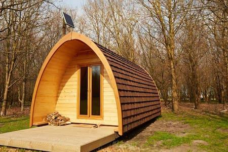 Camping Pod, New Farm Holidays - 小屋