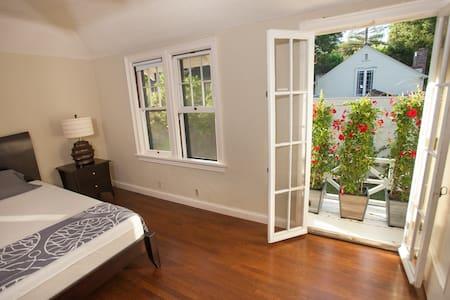 Charming Cottage - close to downtown - Palo Alto - Apartment