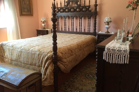 Serra da Estrela. Quinta das Oliveiras 1 - Gouveia