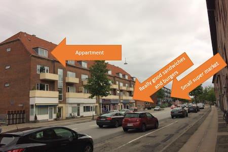 No frills apartment close to metro - Copenhaguen
