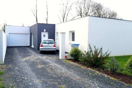 Belle maison à la campagne - Villa close to Nantes - Mauves-sur-Loire - House
